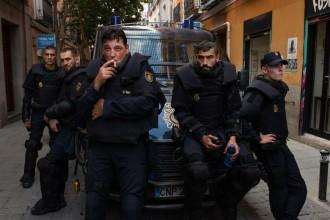 «Antidisturbios»: sèrie de l'any o policia blanquejada?