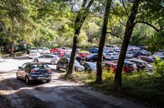Un estudi detecta compostos químics provinents del trànsit de Barcelona al Parc Natural del Montseny