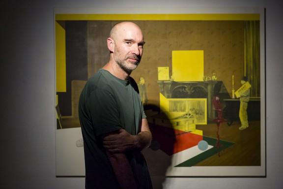Rafael G. Bianchi: «La vida de l?artista és fràgil per definició»