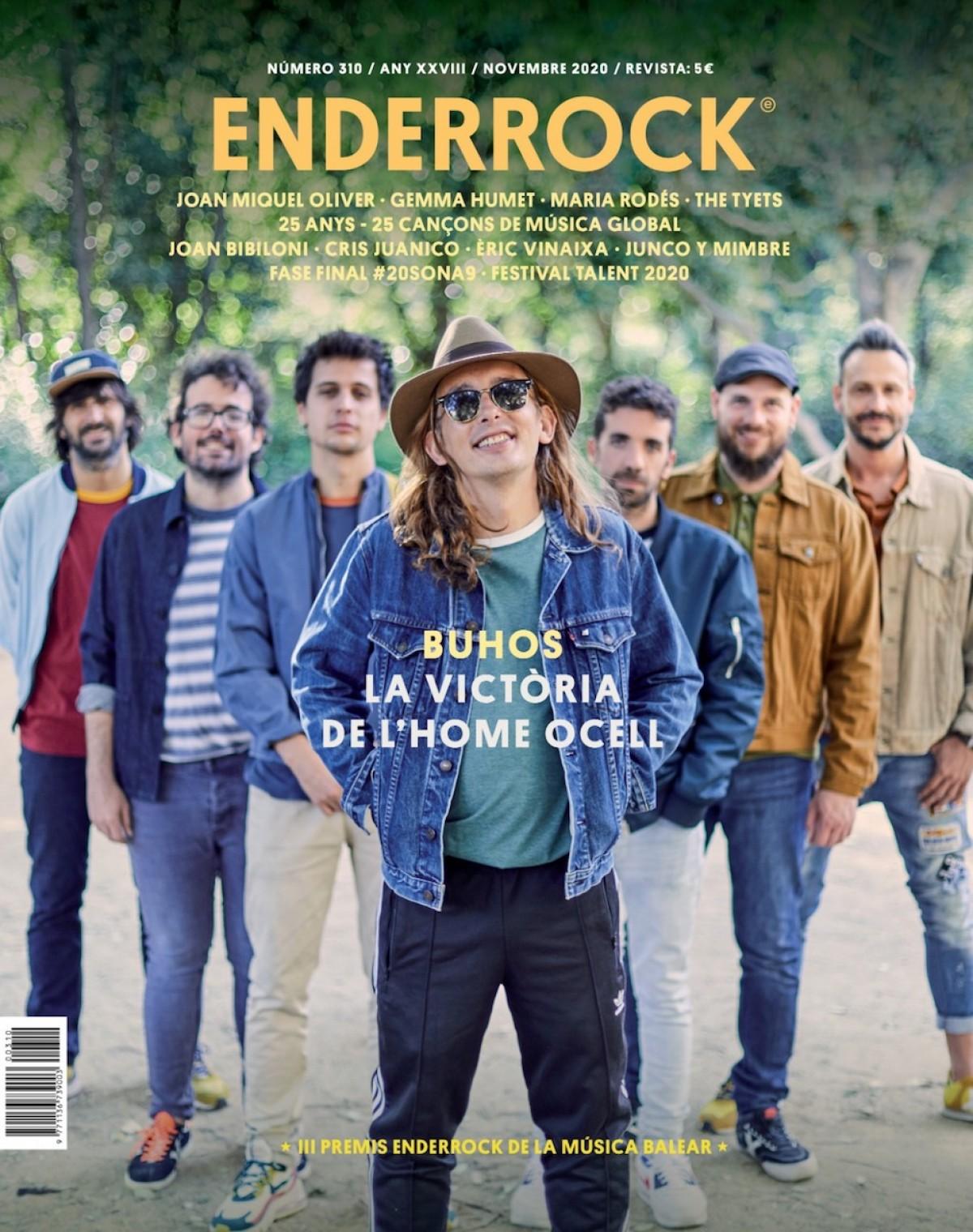 Portada Enderrock 310