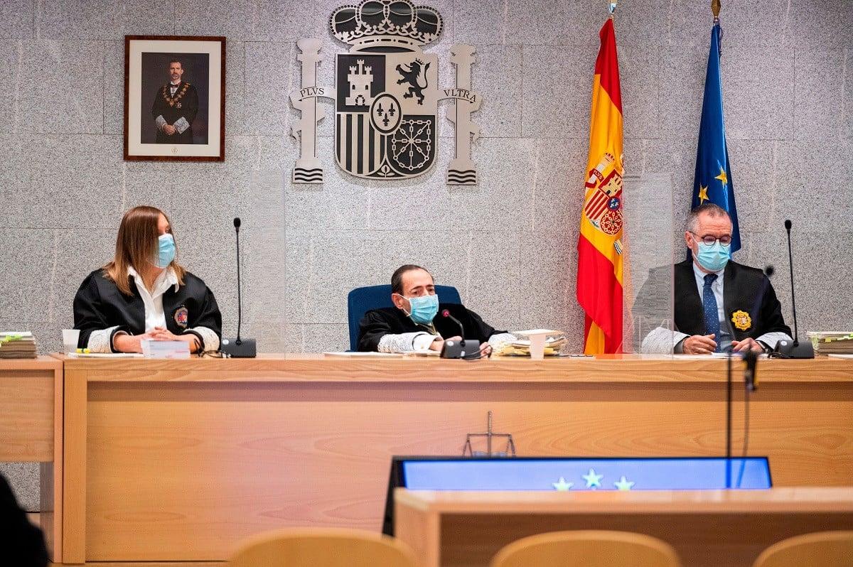 Alfonso Guevara, president del tribunal de l'Audiència Nacional que jutja els atemptats del 2017 a Catalunya
