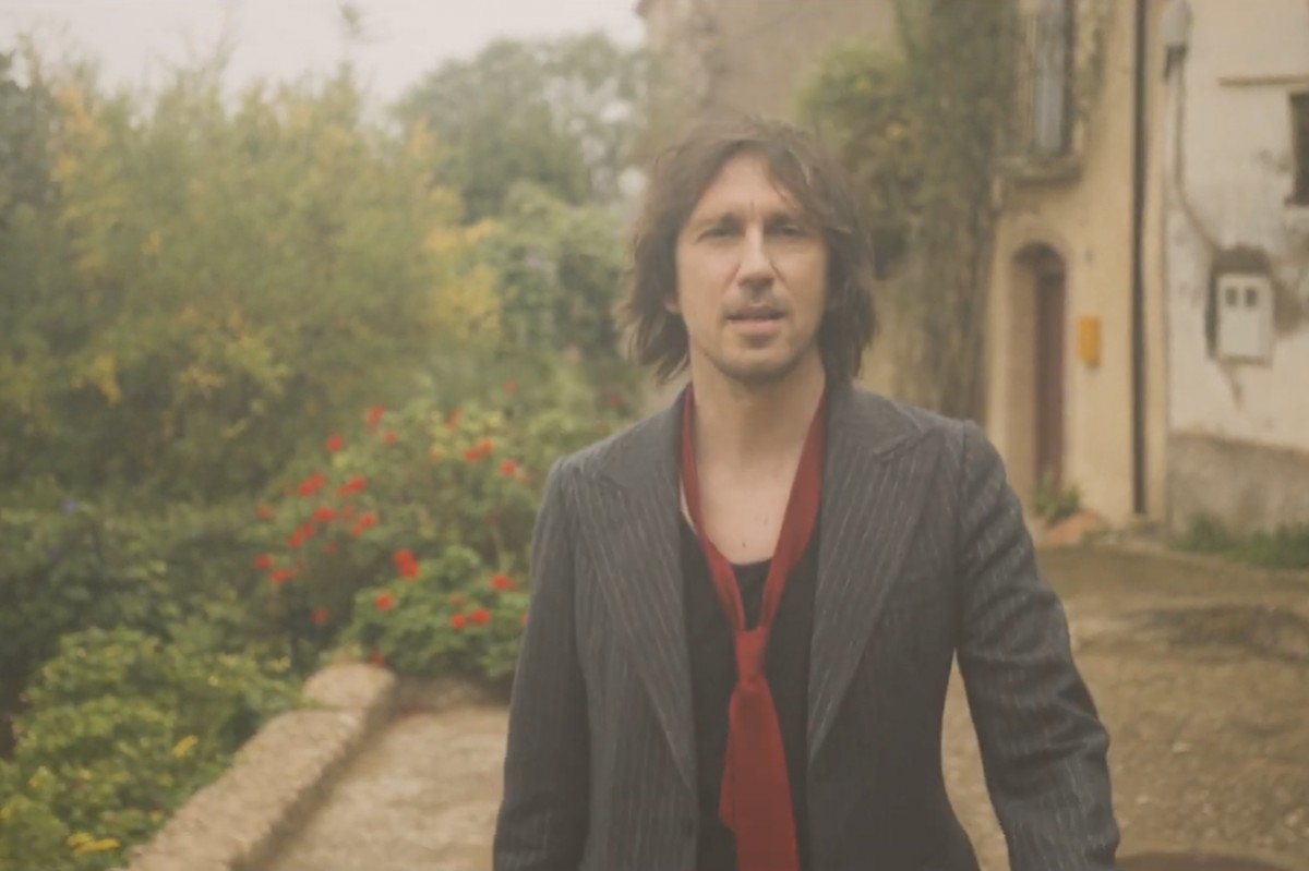 Èric Vinaixa al clip 'La més bonica història'