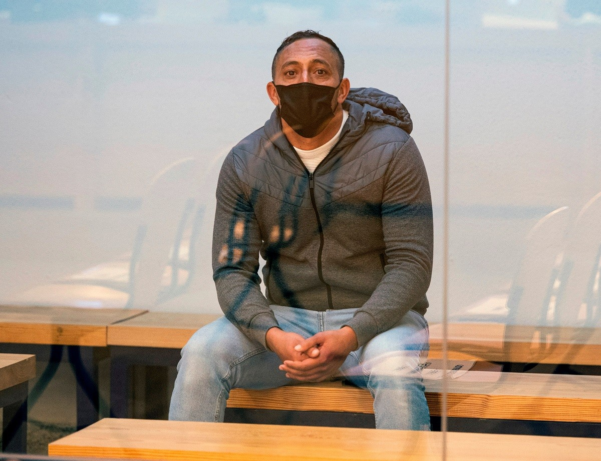 Driss Oukabir, un dels acusats en el judici dels atemptats del 17-A