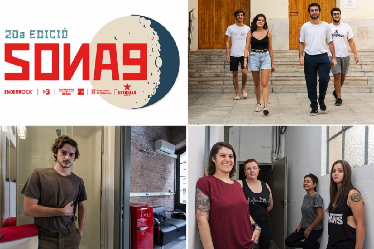 Els finalistes del Sona9
