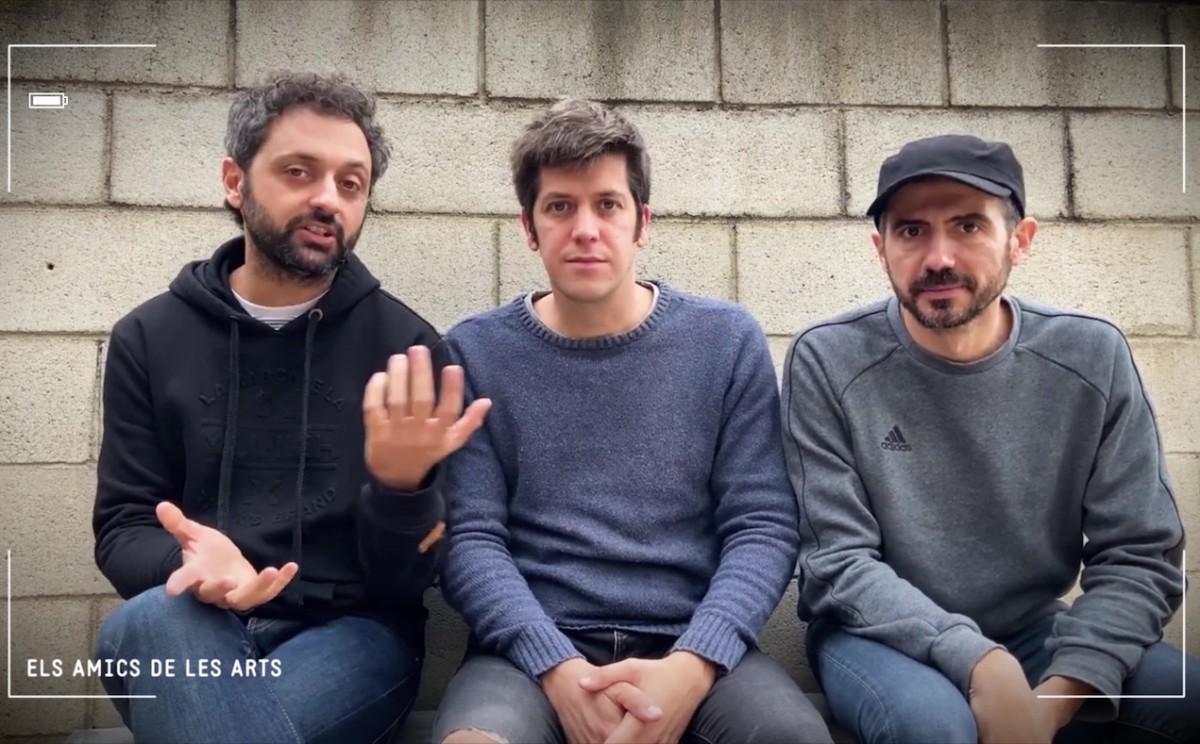 Els Amics de les Arts a 'Clipping'