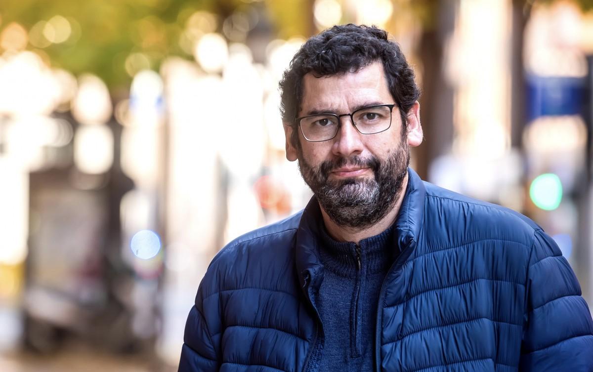 Jordi Pou, portaveu de Demòcrates