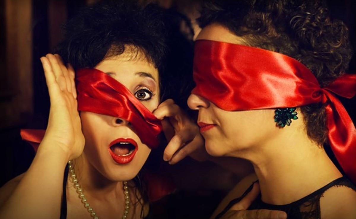 Una imatge de l'opereta «Àries de reservat».