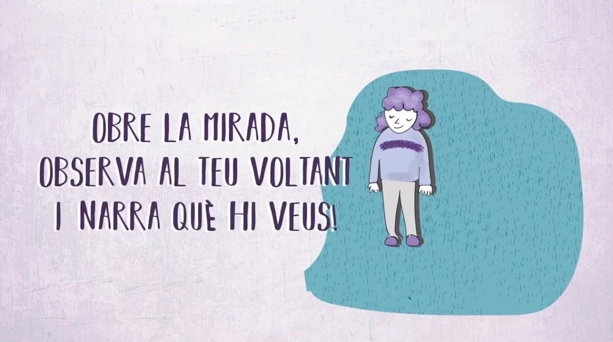 Vídeo promocional del concurs Piula contra la violència masclista del Vallès Occidental