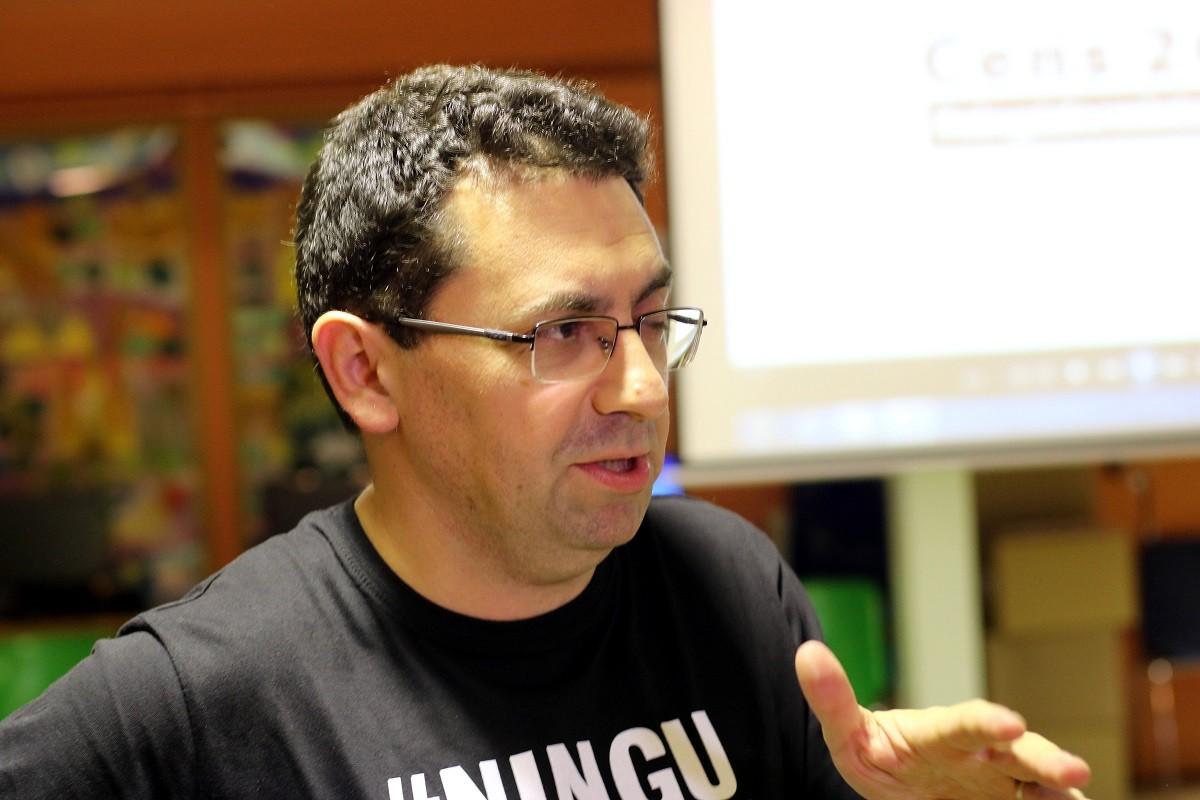Ferran Busquets, director d'Arrels Fundació