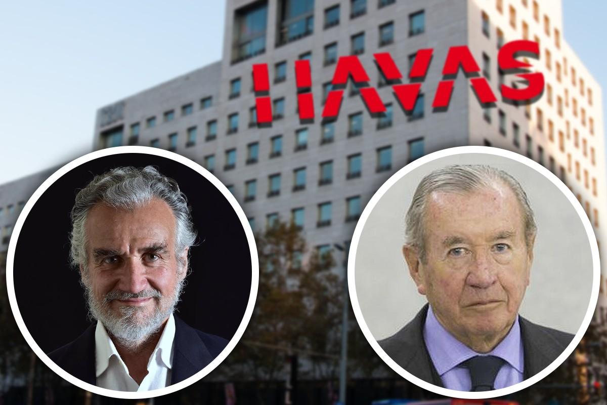 Ferran Rodés (1960) i Leopoldo Rodés (1935-2015).