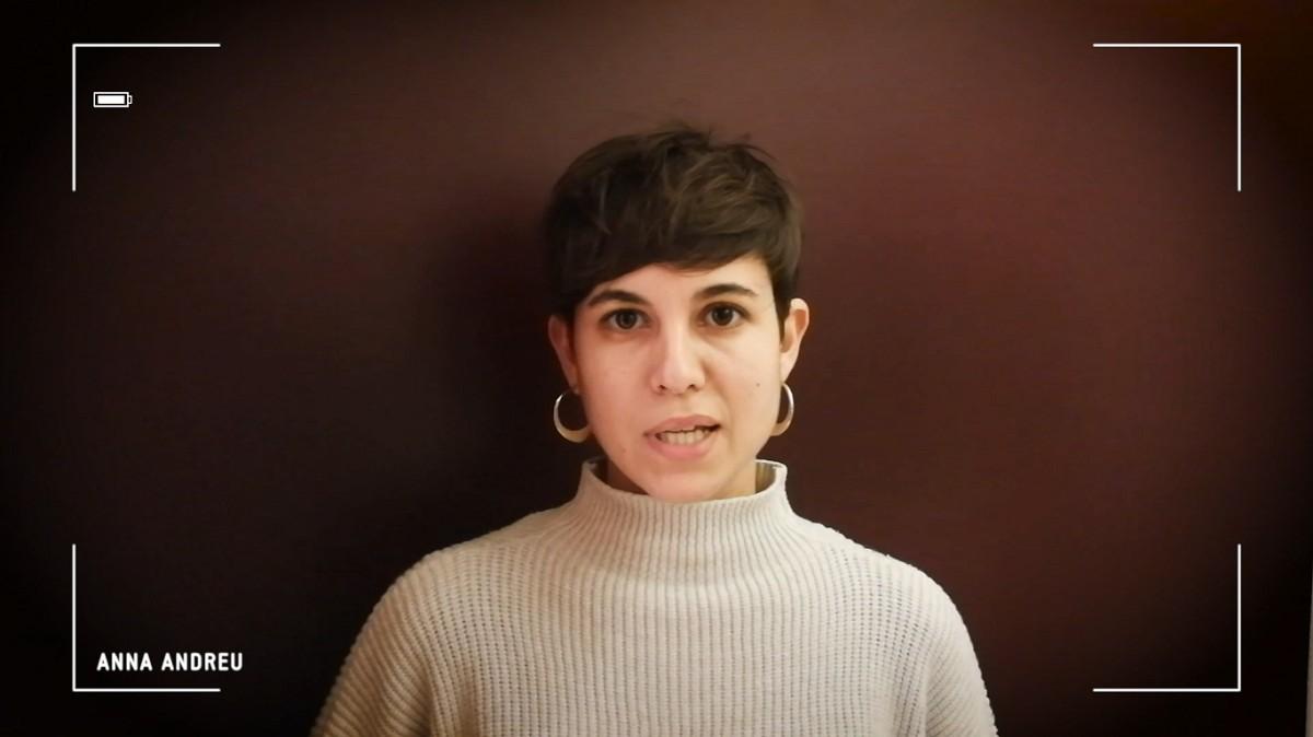 Anna Andreu a 'Clipping'