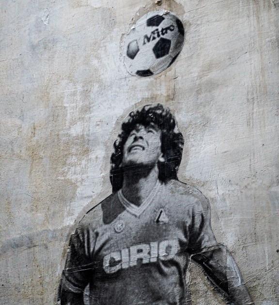 Maradona, encara