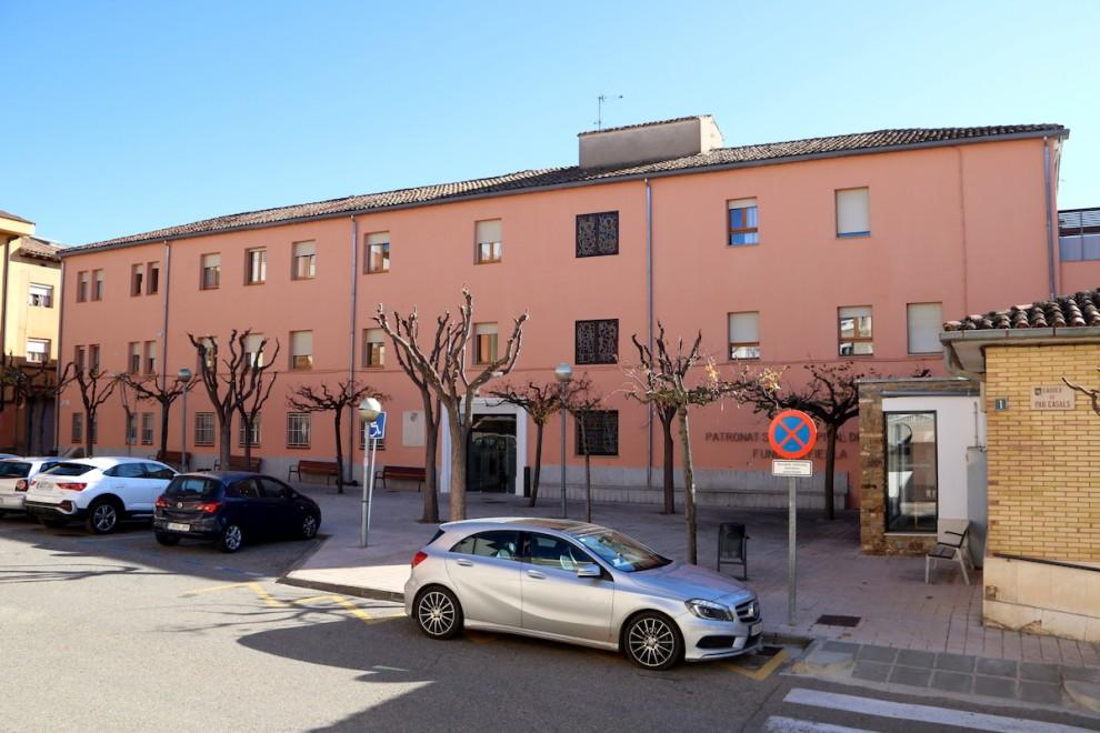 Pla general de la residència Fundació Fiella-Sant Hospital de Tremp
