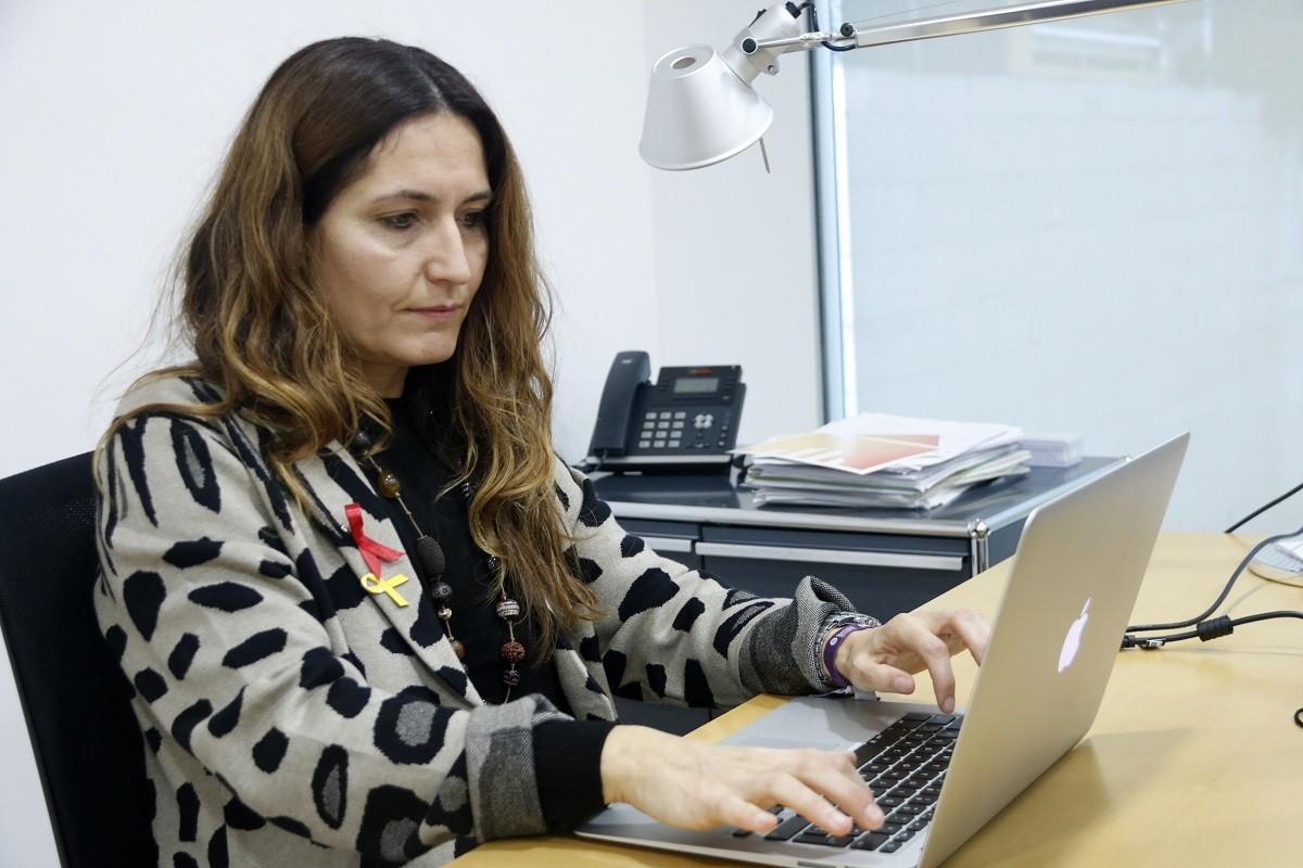 La número dos d'ERC a les eleccions, Laura Vilagrà