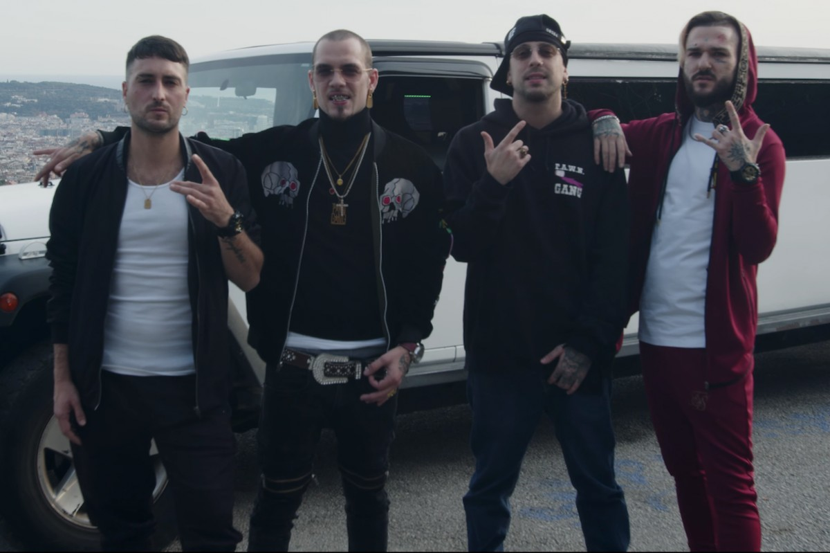 P.A.W.N. Gang al clip «PARDUT»