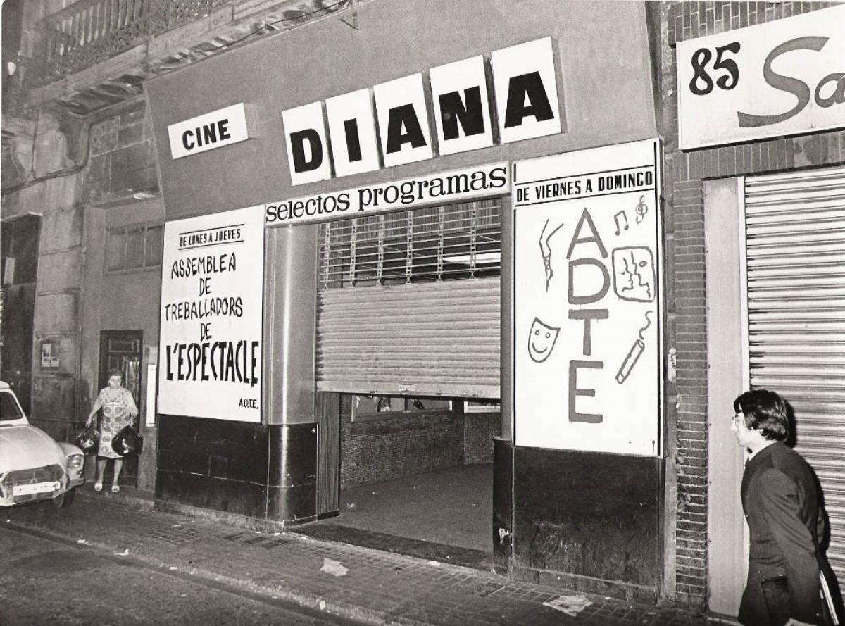 Imatge del Saló Diana