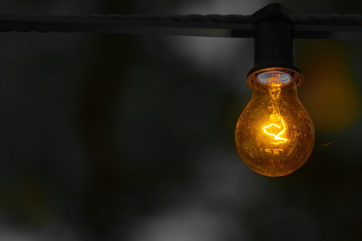 Pujada del preu de la llum