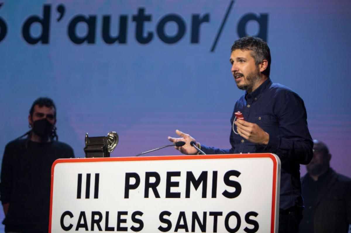 Andreu Valor, el més guardonat a Alacant