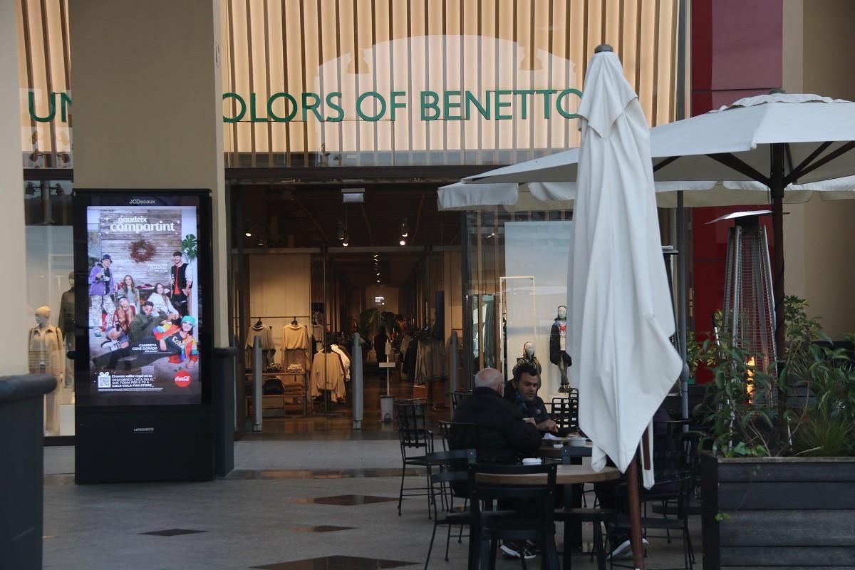 Centre comercial de la Maquinista