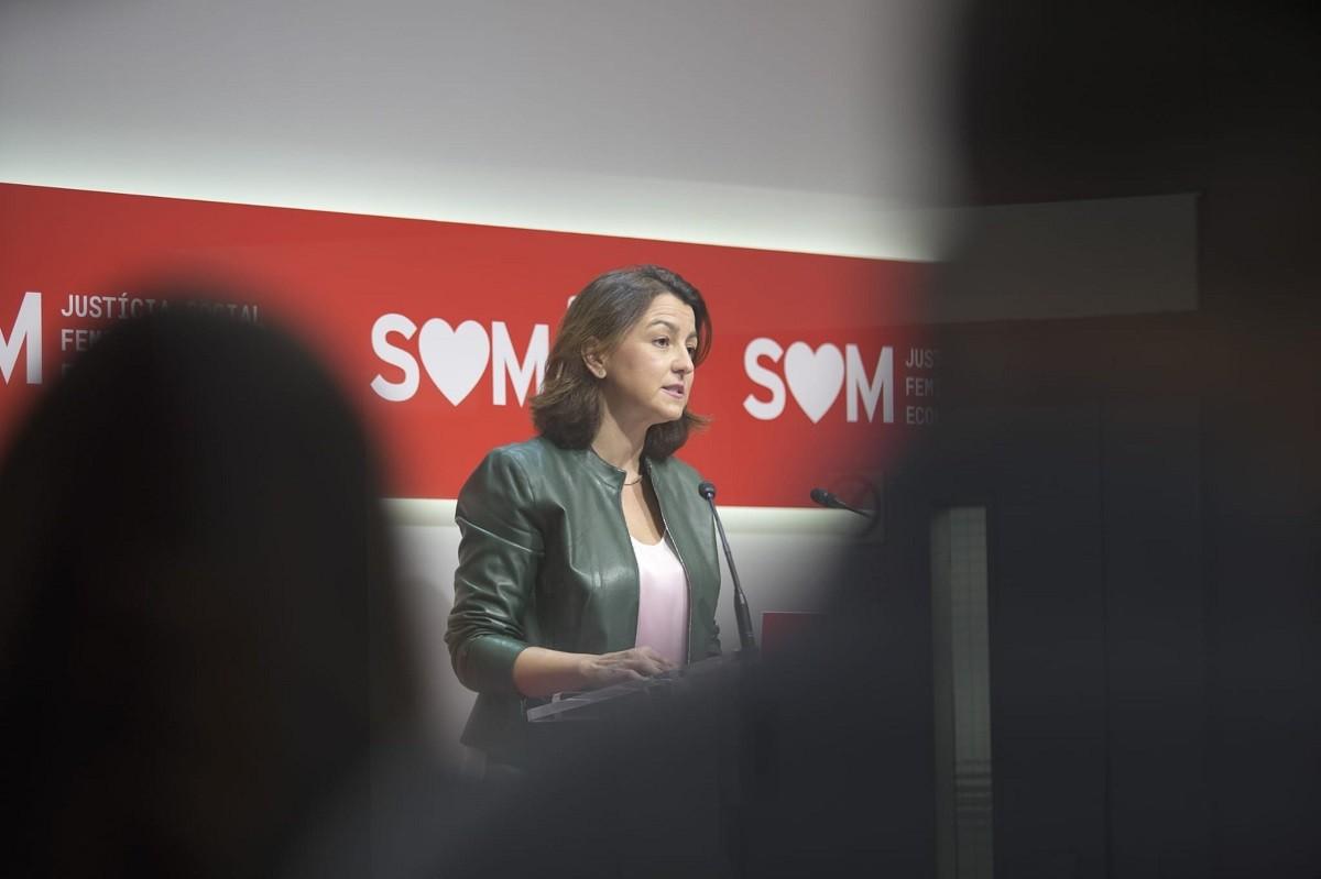 Eva Granados, en una imatge d'arxiu.