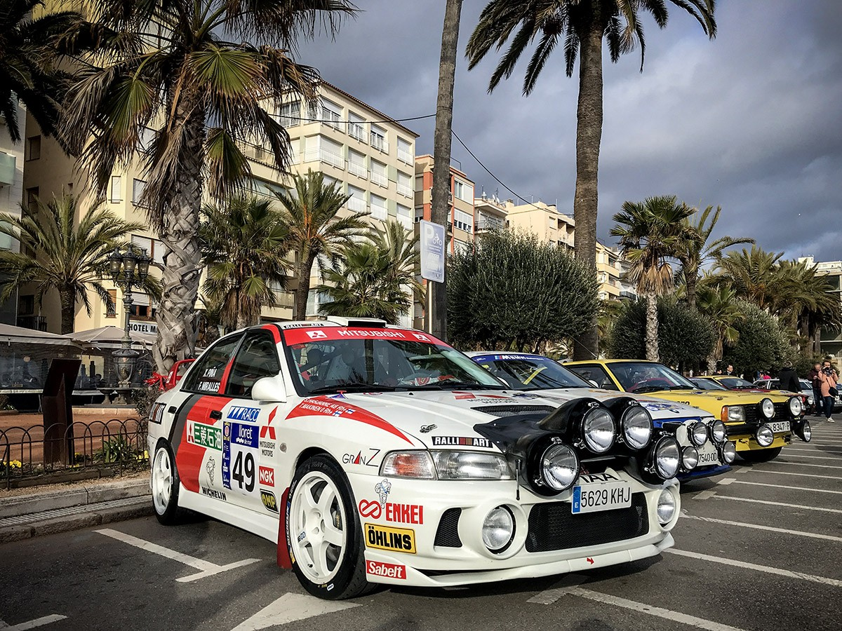 Rally Lloret de Mar 2020