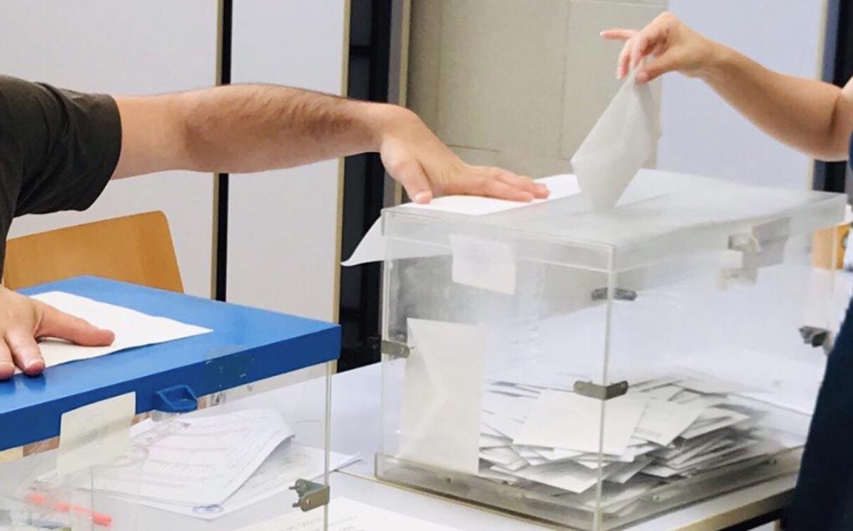 Un col·legi electoral