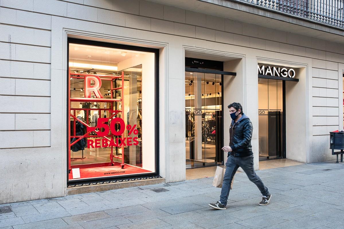 Botigues obertes a Barcelona