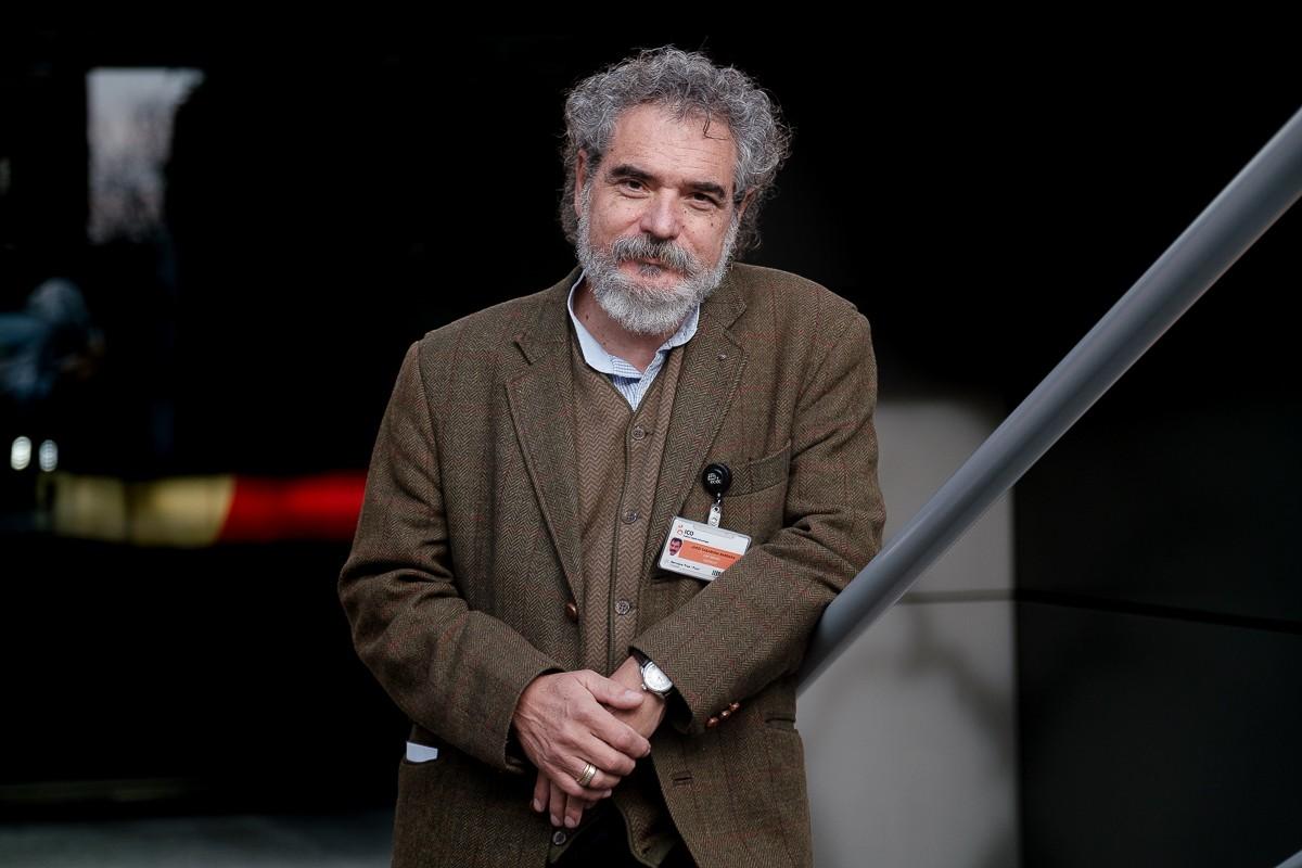Jordi Casabona, director del Centre d'Estudis Epidemiòlegs sobre la Sida a Catalunya