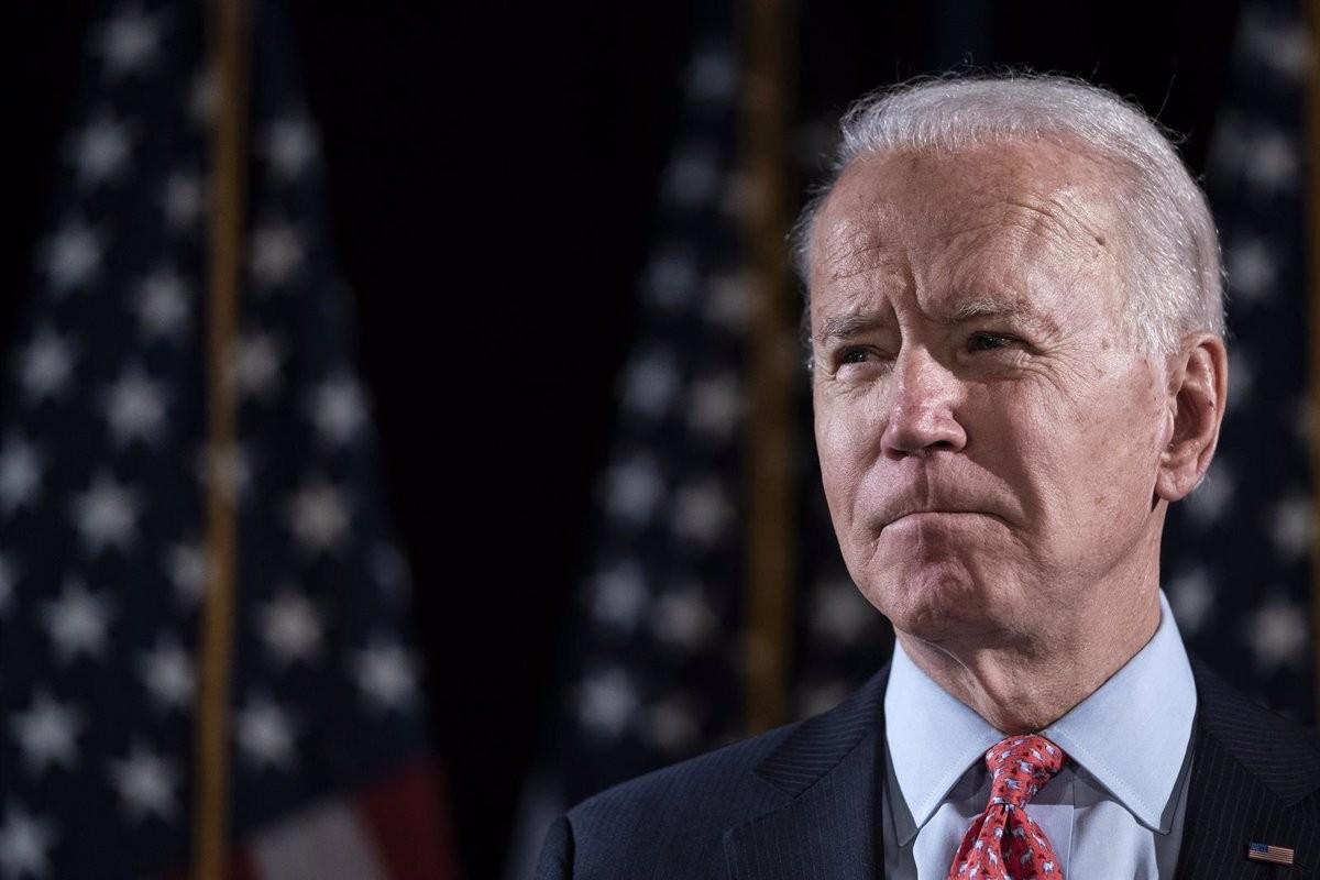 Joe Biden, en una imatge d'arxiu
