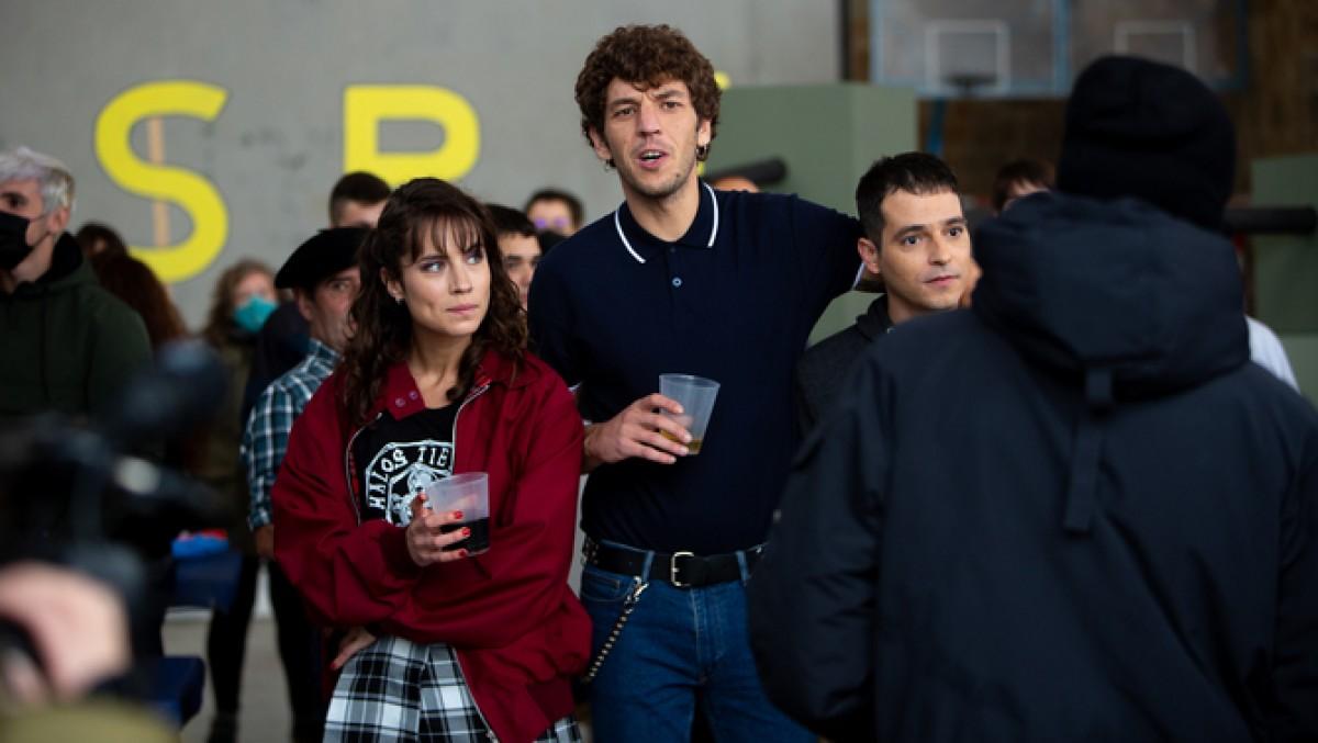 Els protagonistes de la sèrie
