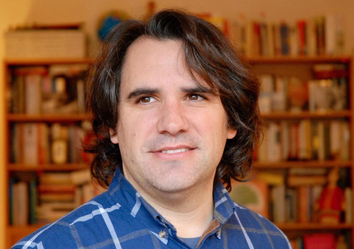 Joan Ortiz, autor de \'La República consciente\'