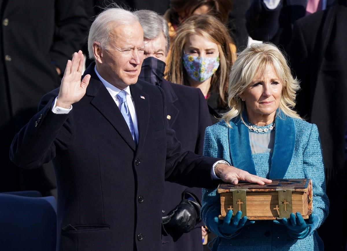 Joe Biden, 46è president dels Estats Units.