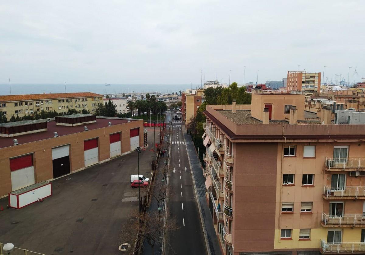El barri del Port, en una imatge d'arxiu.