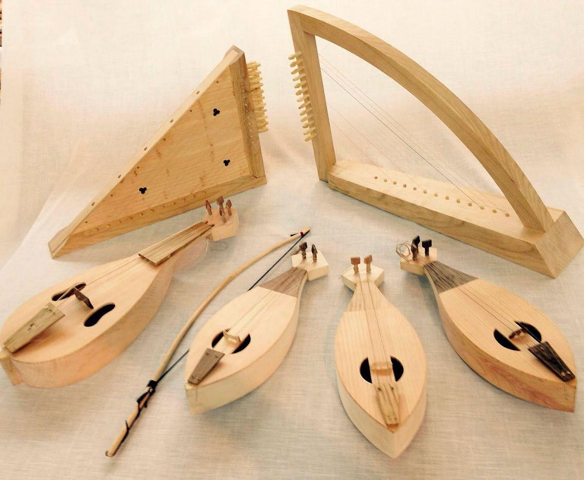 Els instruments de la Portalada.