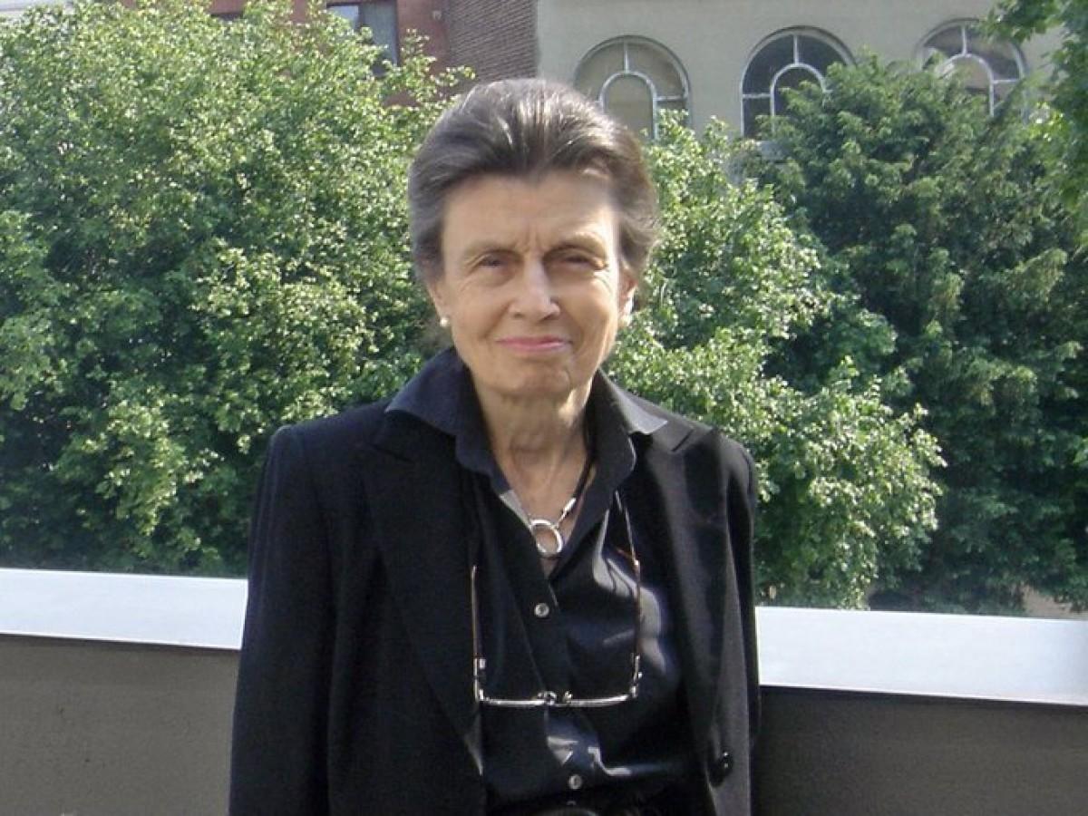 Helena Cambó ha mort als 91 anys
