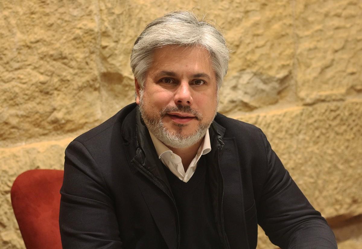 Albert Batet, cap de llista de Junts per la demarcació de Tarragona el 14-F.