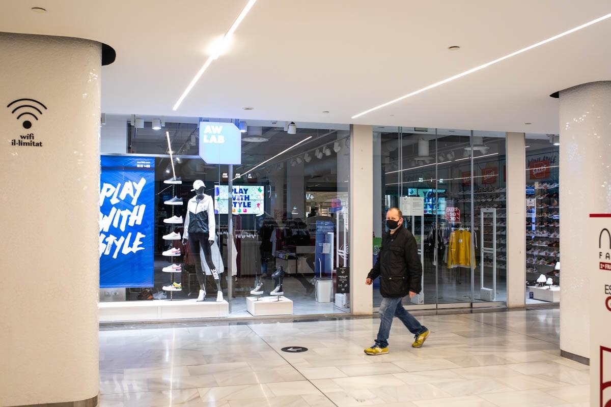 Centre comercial de les Glòries