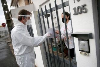 Portugal vota enmig d'una pandèmia desbocada i de rècord