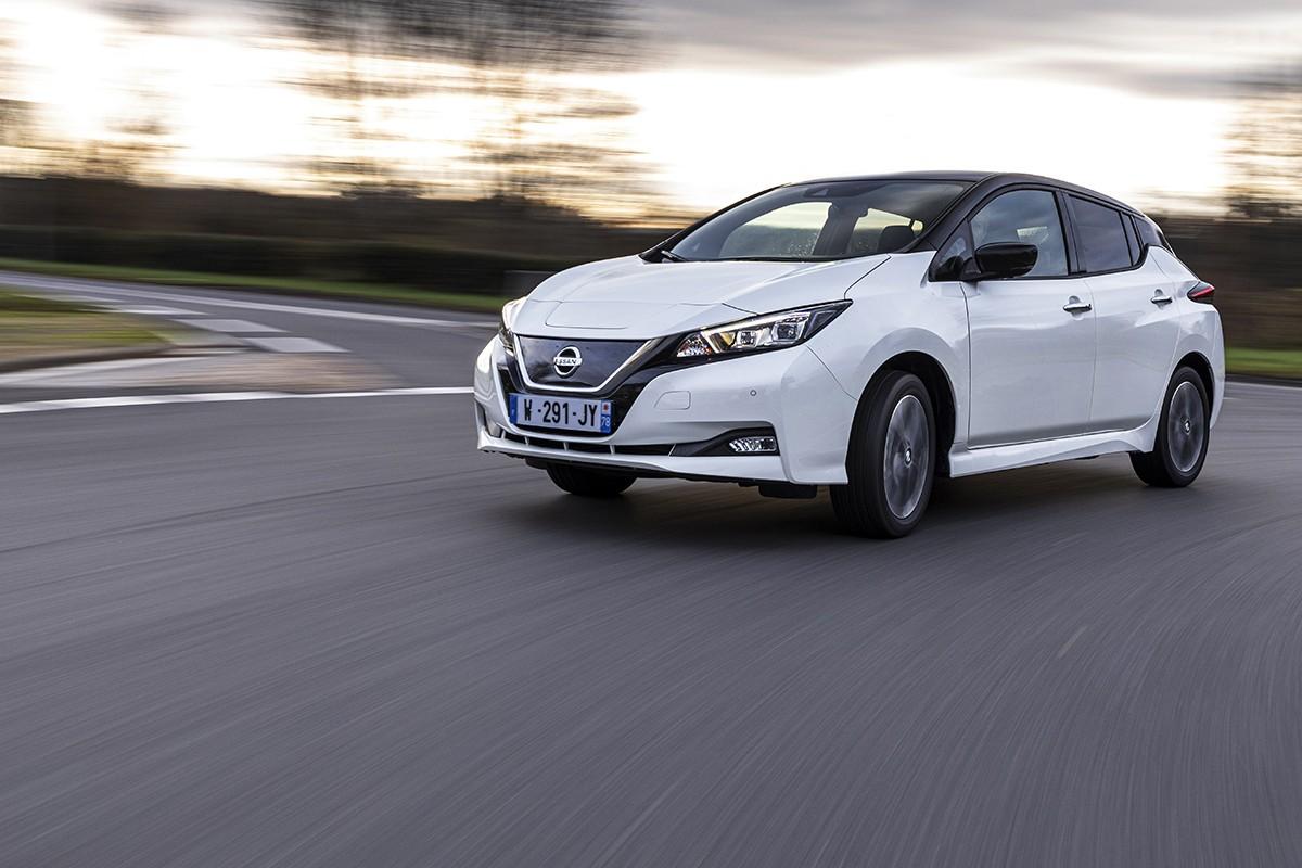 Nissan optimitza la tecnologia i el disseny millorat del LEAF amb aquesta nova versió especial