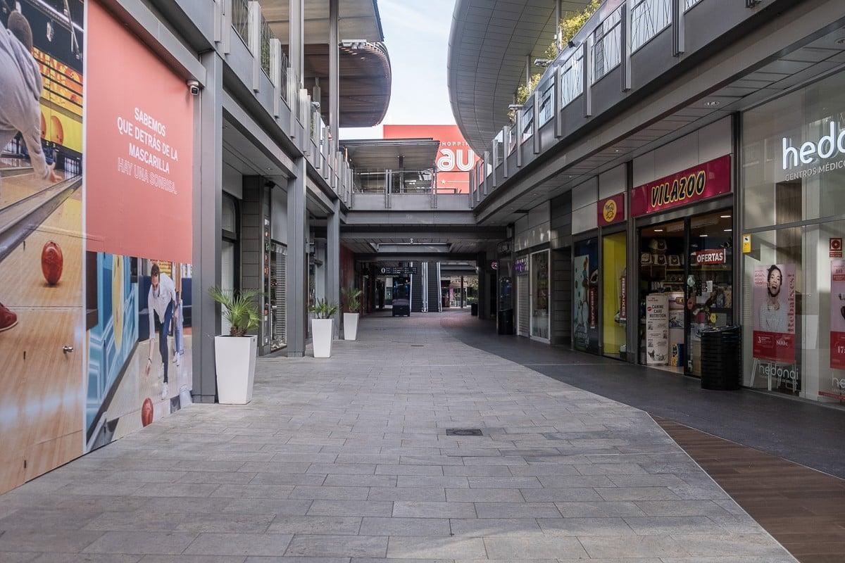 Centre comercial Splau de Cornellà