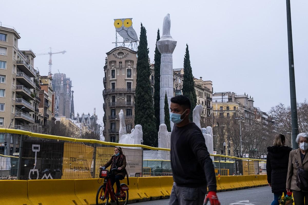 A Catalunya s'espera que en 10 o 15 dies representi un 50% dels contagis