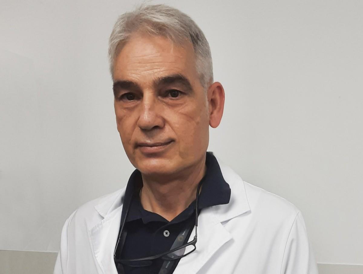 El doctor Xavier Lao és cap d'otorrinolaringologia de l'Hospital Universitari MútuaTerrassa.