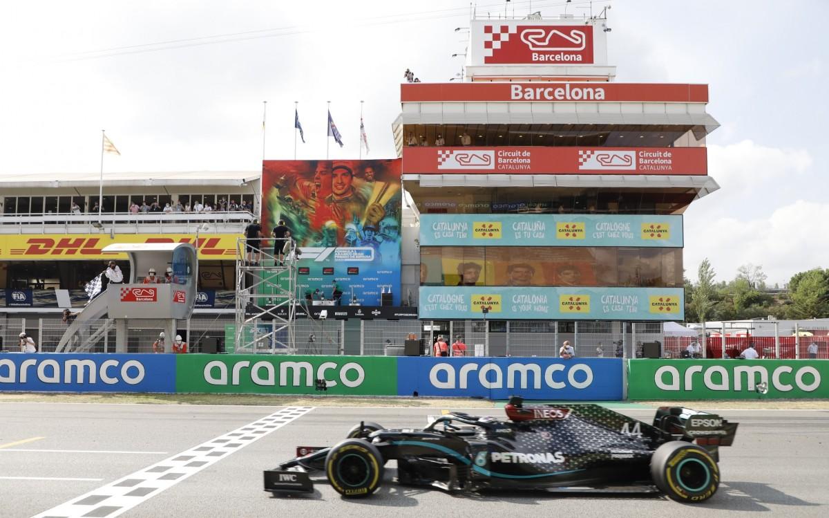 Una cursa de Fórmula 1 al Circuit