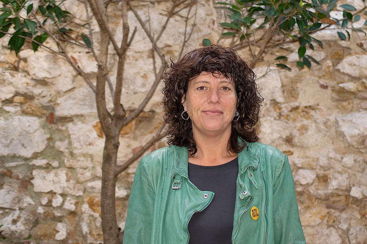 Teresa Jordà.