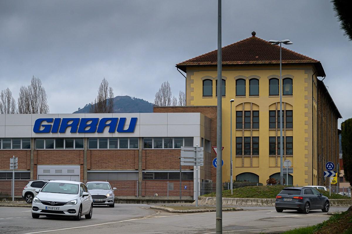 Girbau és una empresa molt emblemàtica a Osona