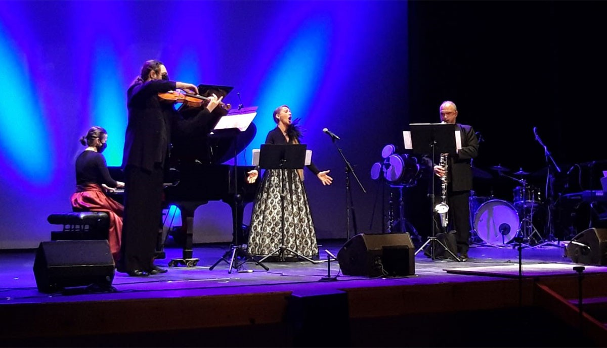 Acte inaugural de Tortosa Capital de la Cultura Catalana a l'Auditori Felip Pedrell.
