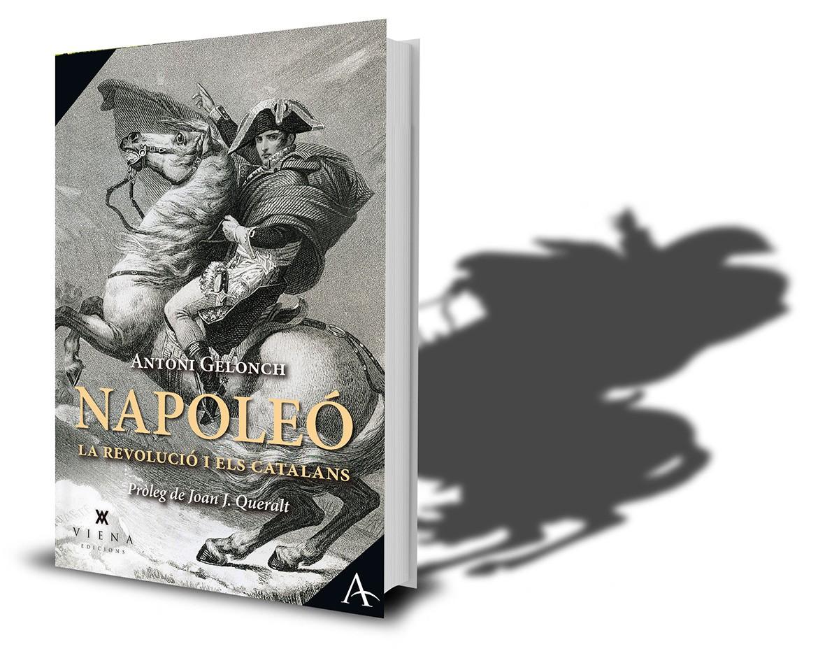 Portada de «Napoleó, la revolució i els catalans»