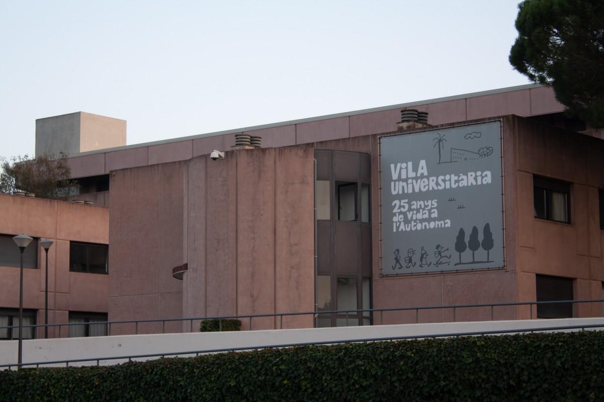 La Vila Universitària de la UAB