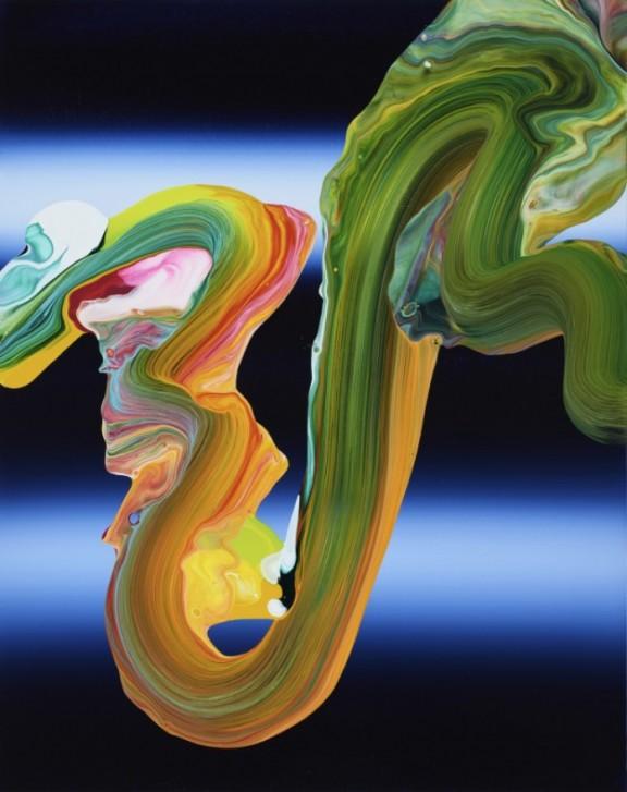 Yago Hortal, el color té vida pròpia