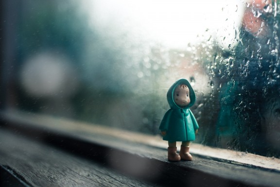 No saber ploure